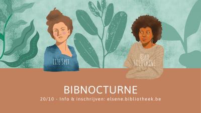 Bibnocturne / Nocturne des bibliothèques